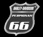 HARLEY-DAVIDSON 66 PERPIGNAN